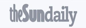 Thesundaily logo