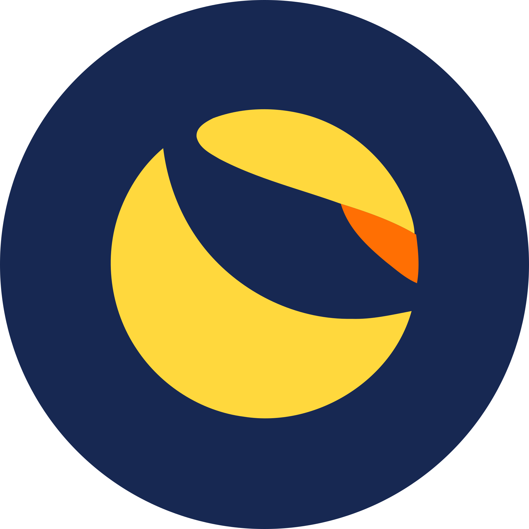 Wallet luna